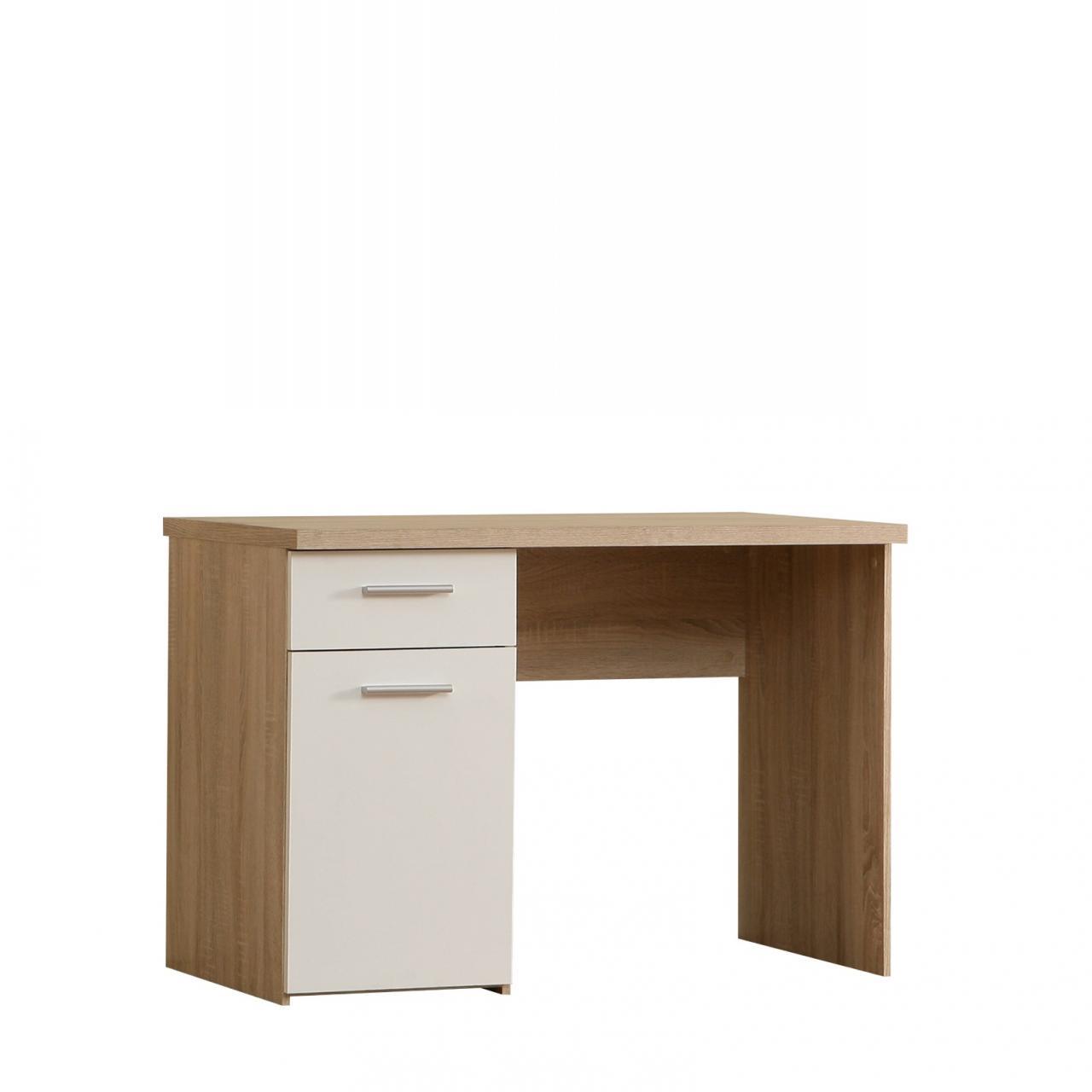 Schreibtisch Winnie Büro Jugendzimmer 1 Tür 1 Schubkasten Computertisch MDF
