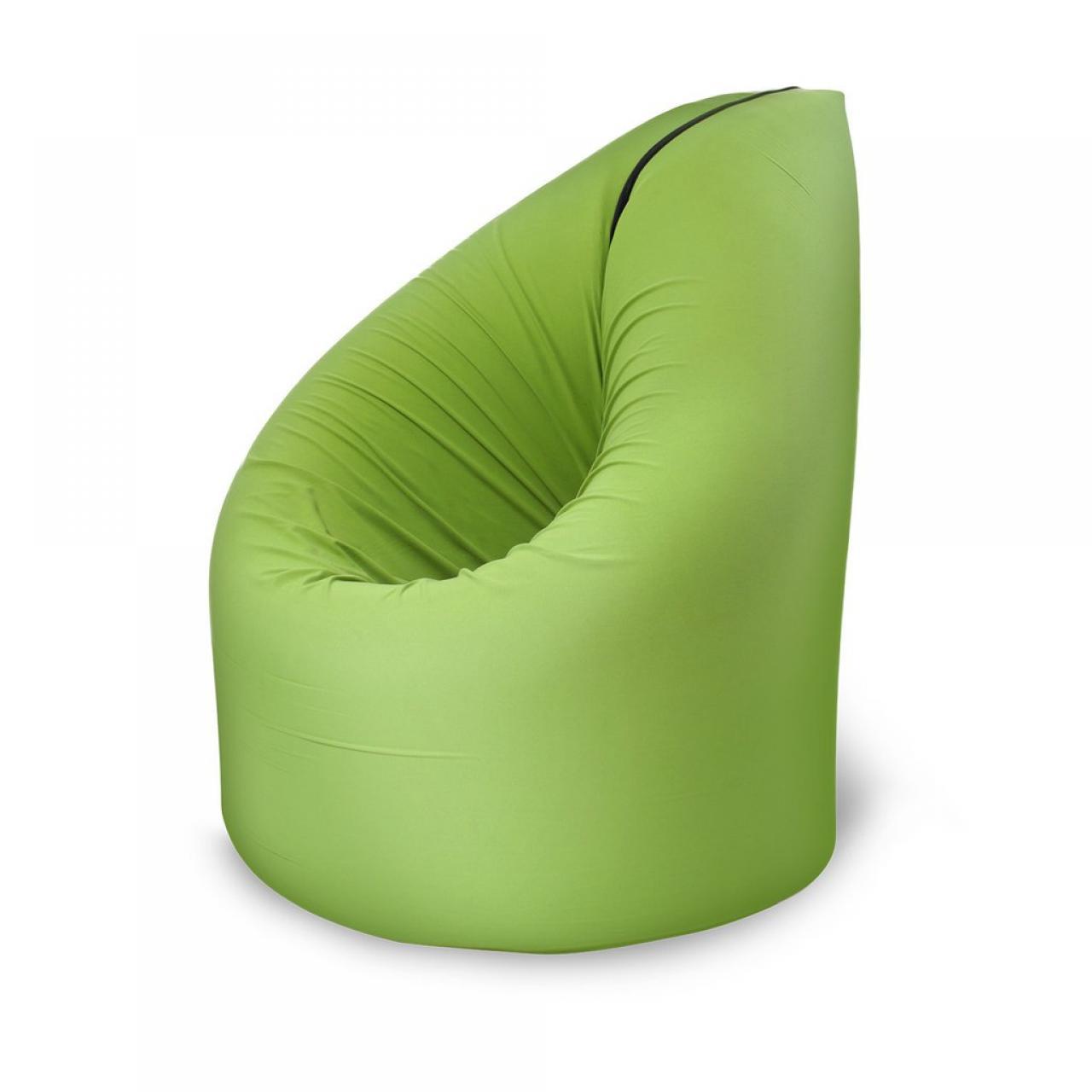 Paq Sitzsack/Bett grün