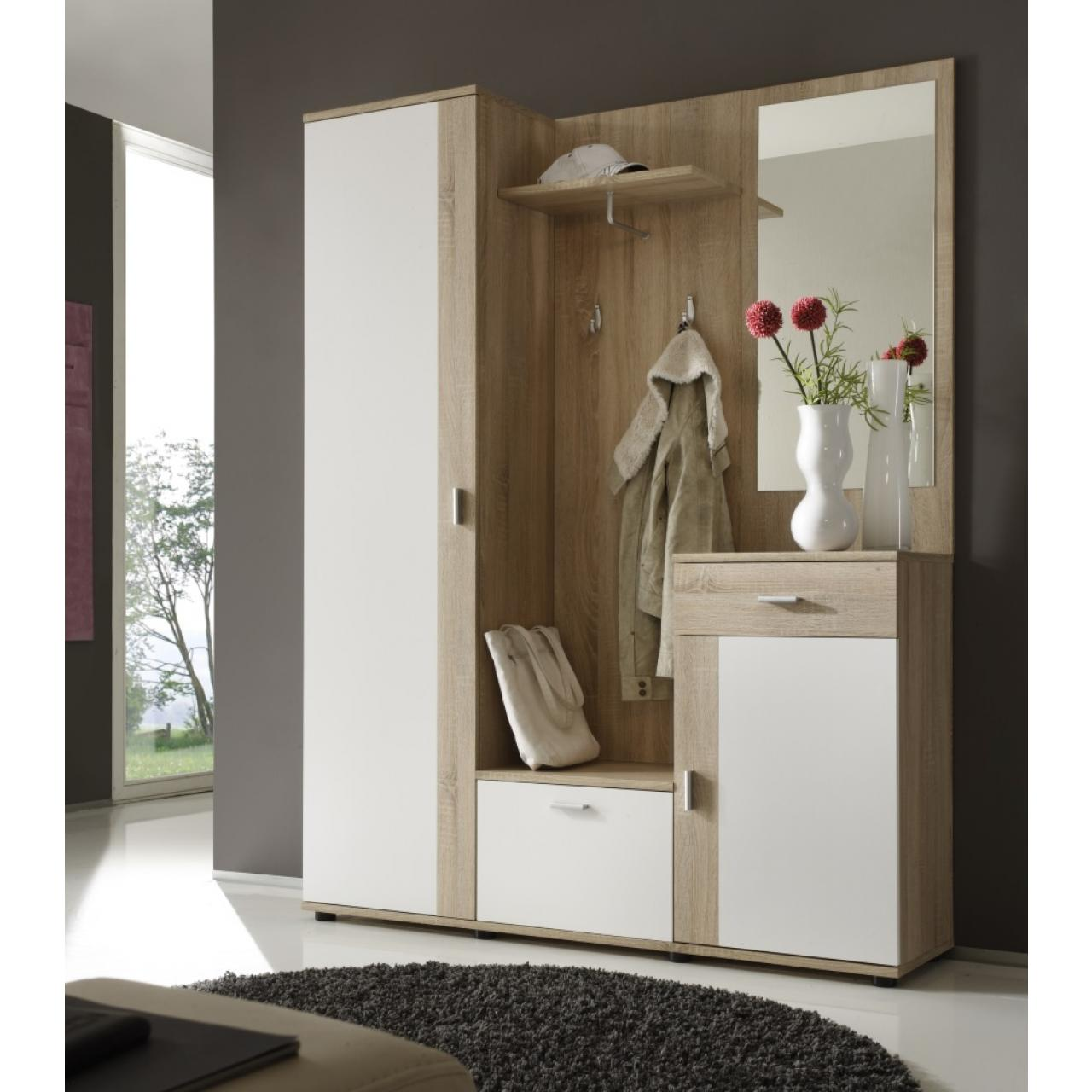 garderobe patent garderoben wohnen m bel j hnichen. Black Bedroom Furniture Sets. Home Design Ideas