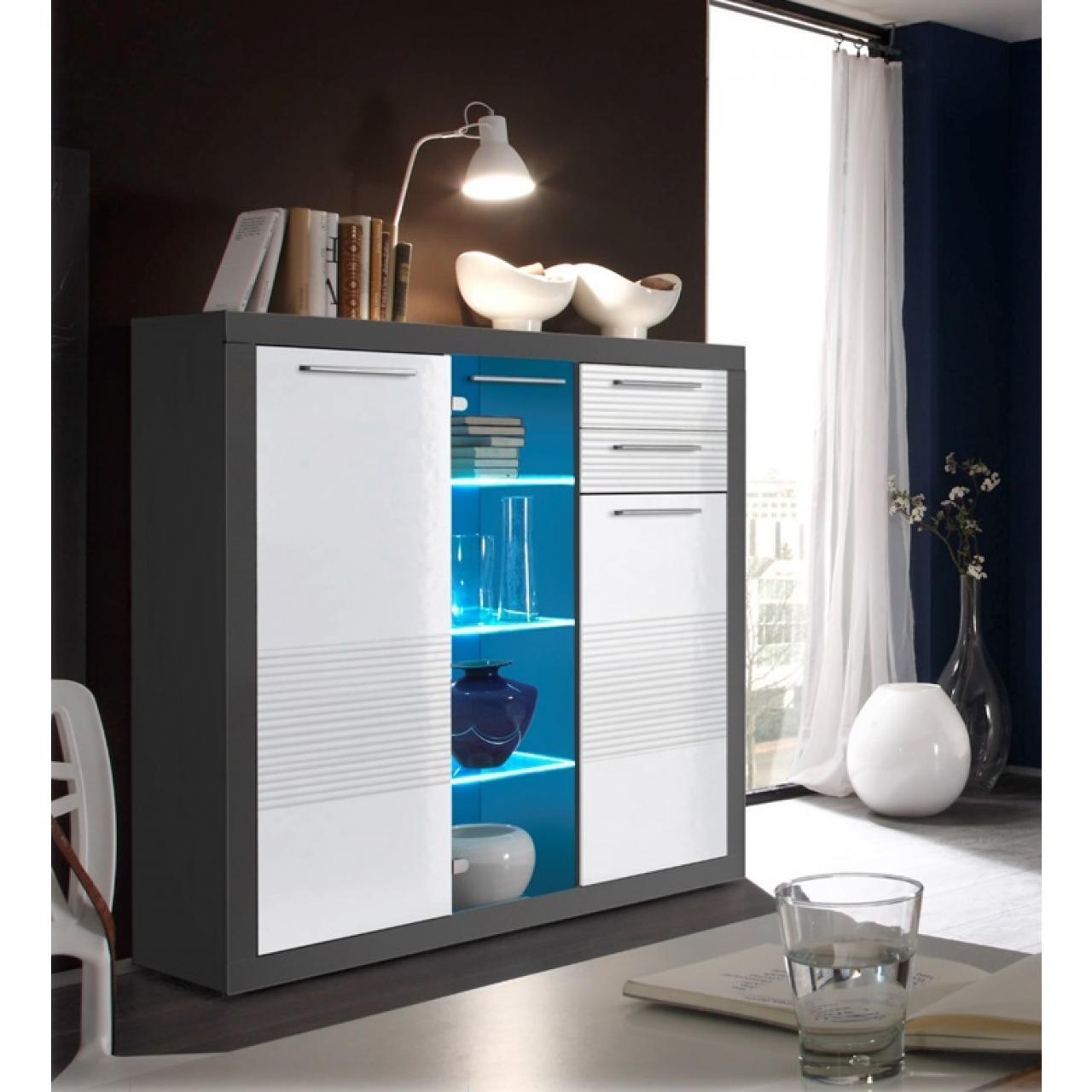 highboard luca beim bel wohnen m bel j hnichen center gmbh. Black Bedroom Furniture Sets. Home Design Ideas