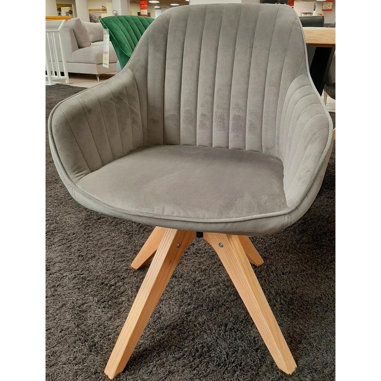 Esszimmerstuhl Grau 370/27 Chill verschiedene Farben Armlehnenstuhl Ohrensessel Stuhl Sessel