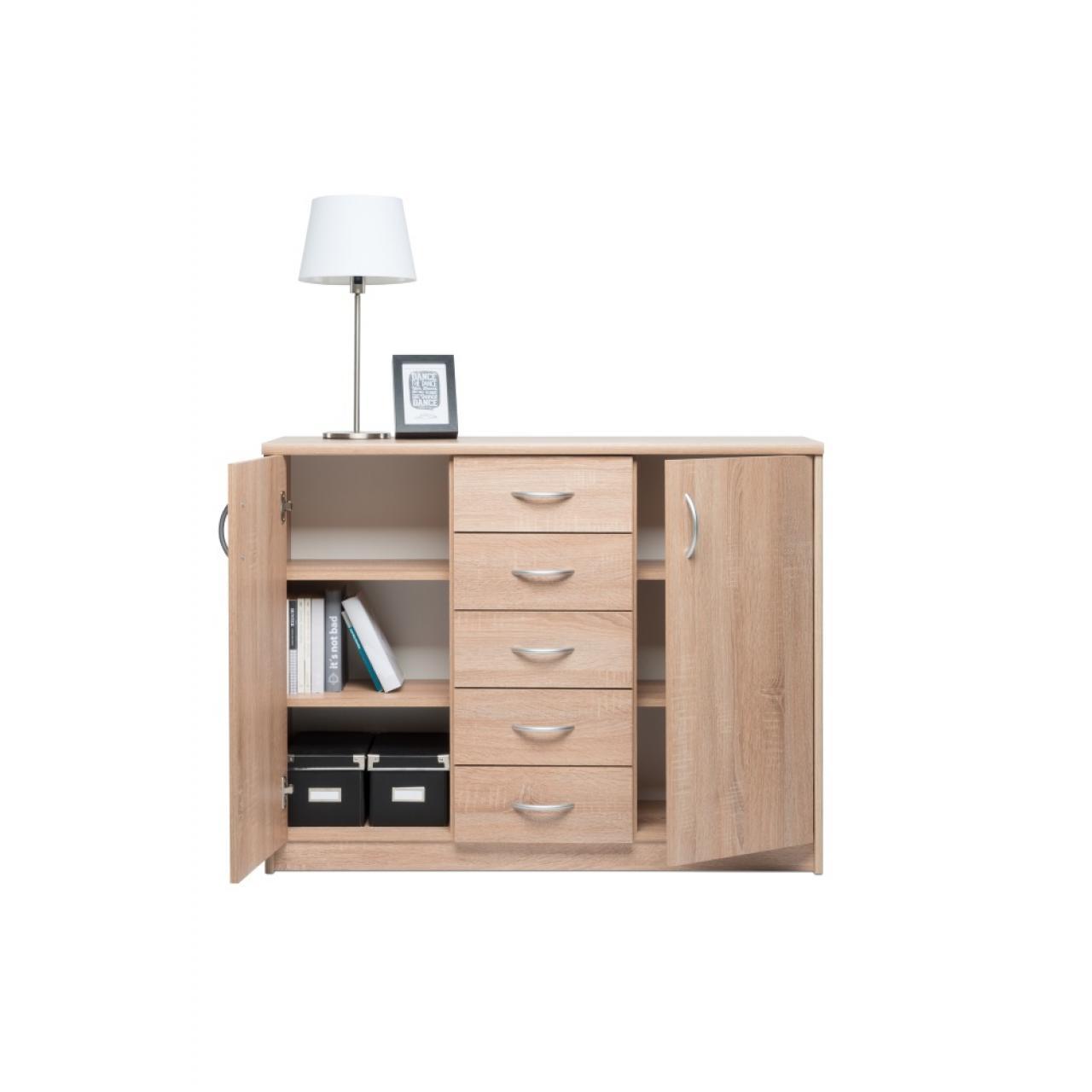 kommode bobby 5 beim bel wohnen m bel j hnichen. Black Bedroom Furniture Sets. Home Design Ideas