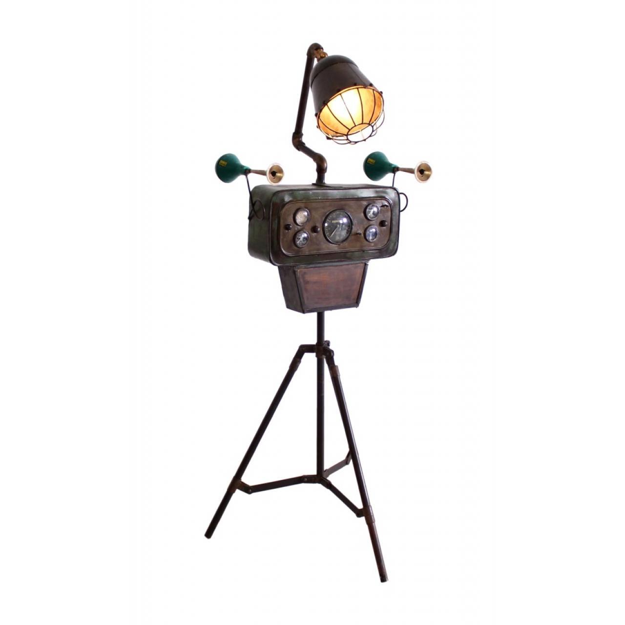 Stehlampe - This&That - Deko Messgeräte