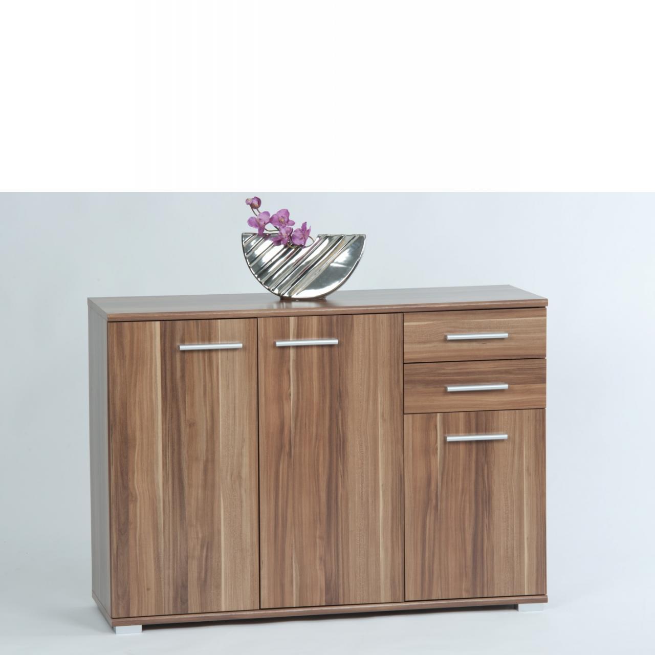 kommode walnuss kommode lana walnuss klassisch barock stilmbel kaufen bei kapa with kommode. Black Bedroom Furniture Sets. Home Design Ideas