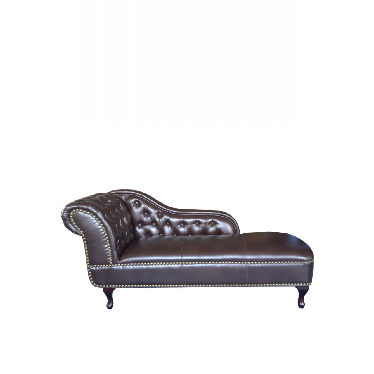 Recamiere Chesterfield