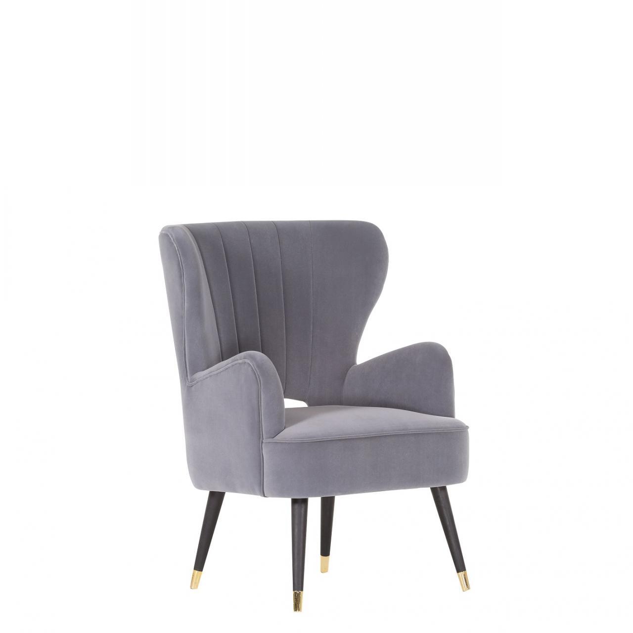 Sessel Performer Grau Modern Fernsehsessel Wohnzimmer Relaxsessel