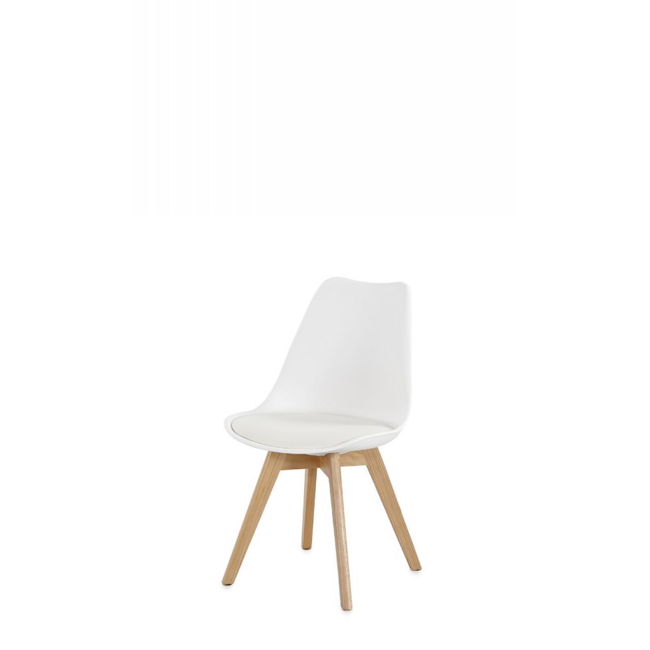 Stuhl Borkum weiß