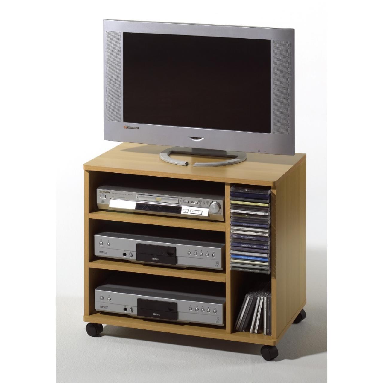 TV-Videowagen - Buche Dekor