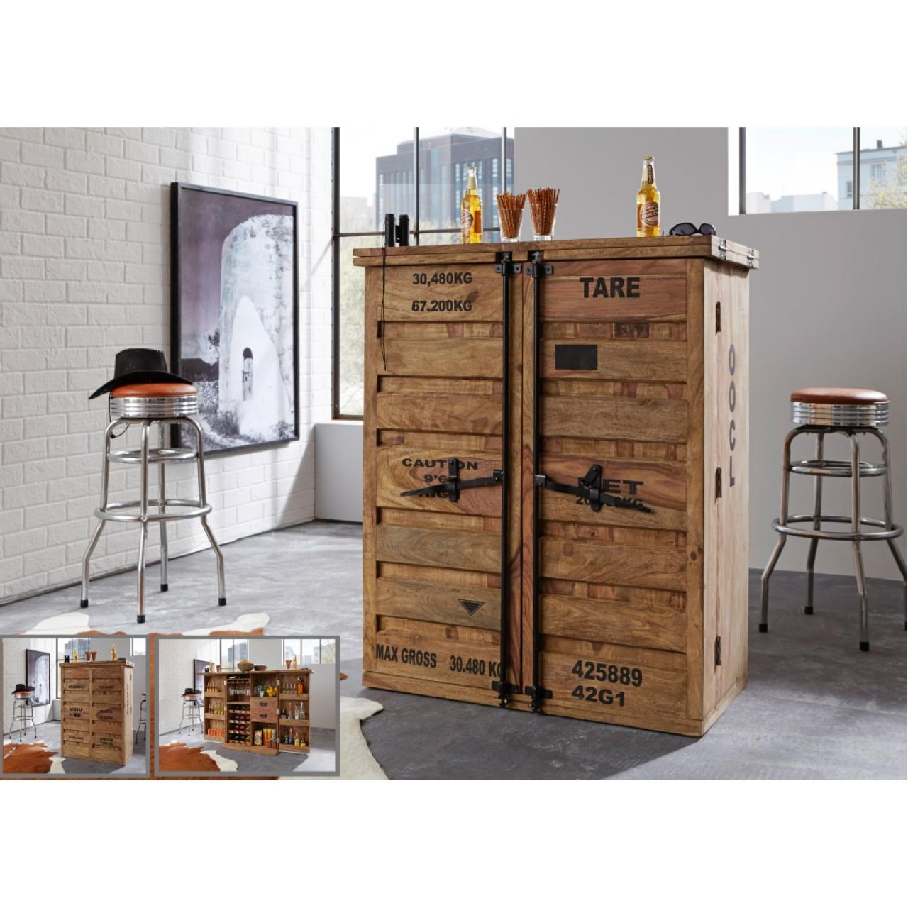 Bar Container 6909 Natur