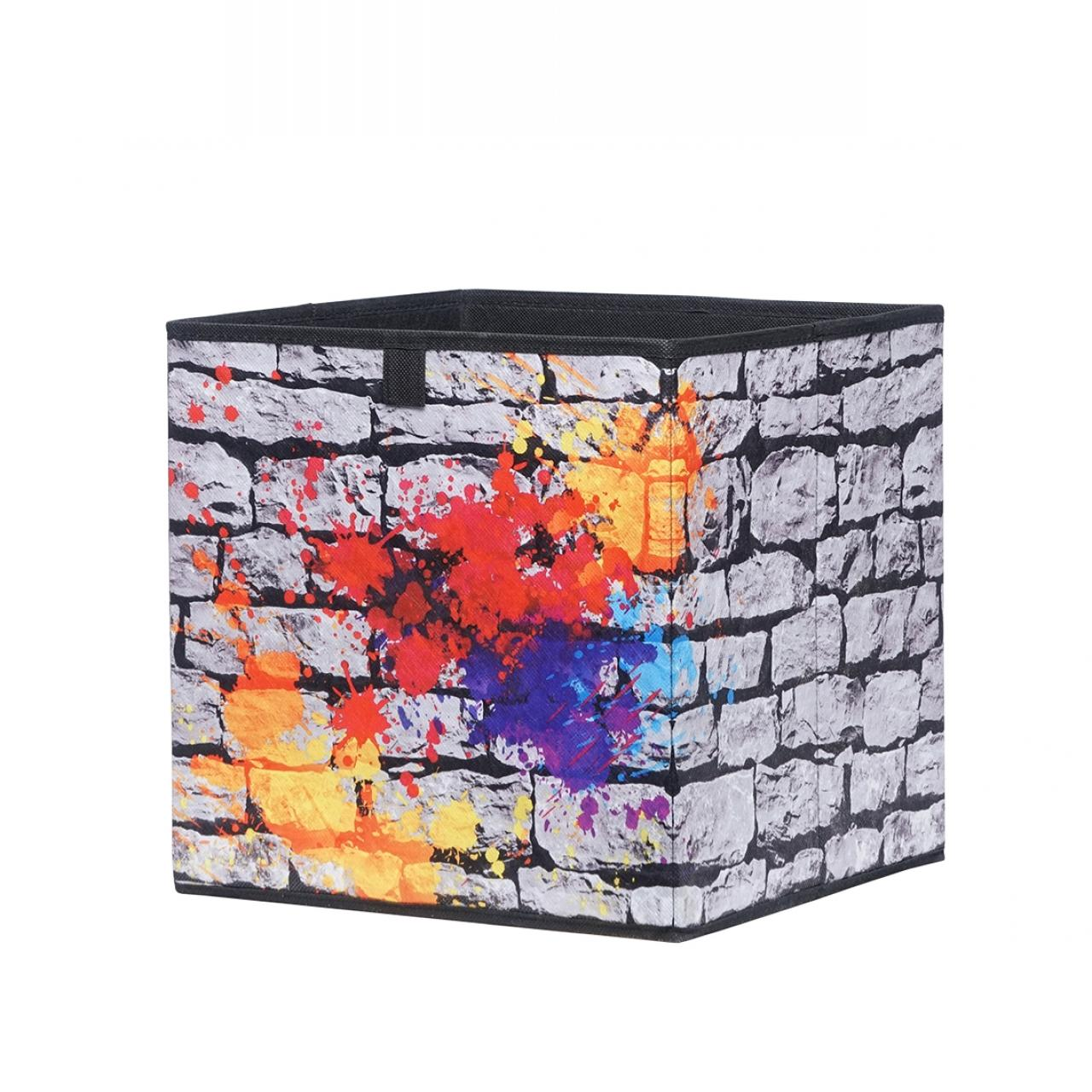 Faltbox Graffiti Alfa 1