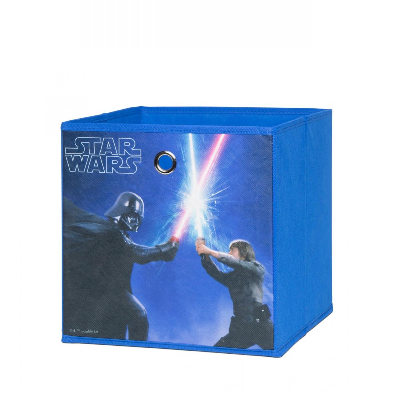 Faltbox Star Wars - Motiv G - blau